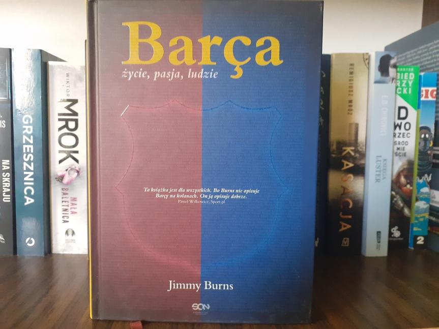 """""""Barca. Życie, pasja, ludzie"""" – Więcej niż klub, więcej niżksiążka"""