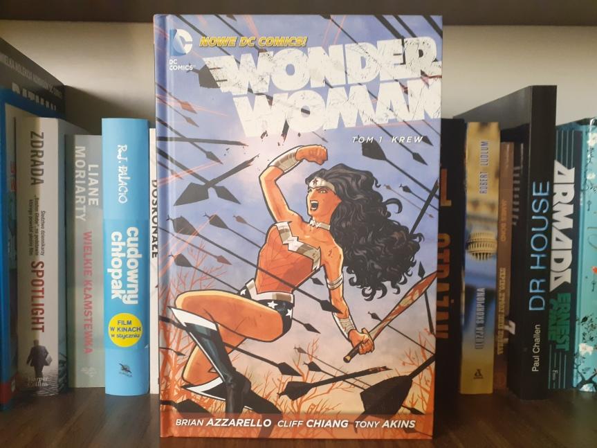 """""""Wonder Woman Tom I  Krew"""" – Jak babki kopiątyłki"""