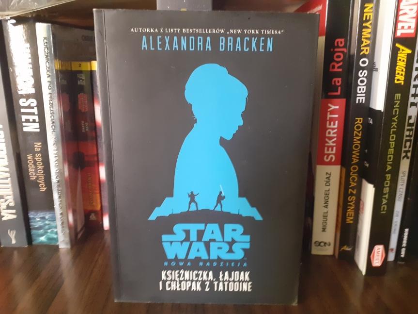 """""""Księżniczka, łajdak i chłopak z Tatooine"""" – Stara historia, nowaforma"""