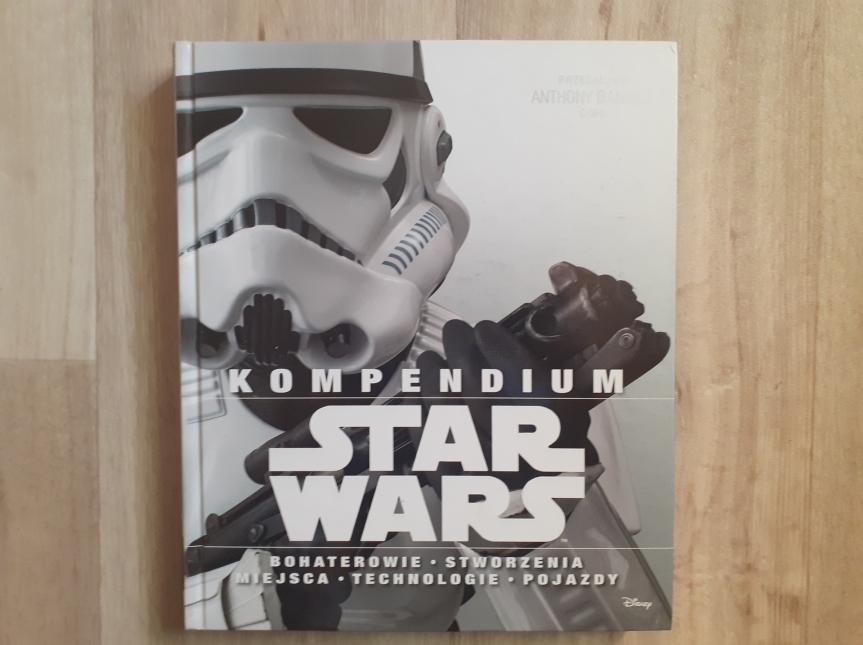 """""""Kompendium Star Wars"""" – Kopalnia wiedzy o odległejgalaktyce"""