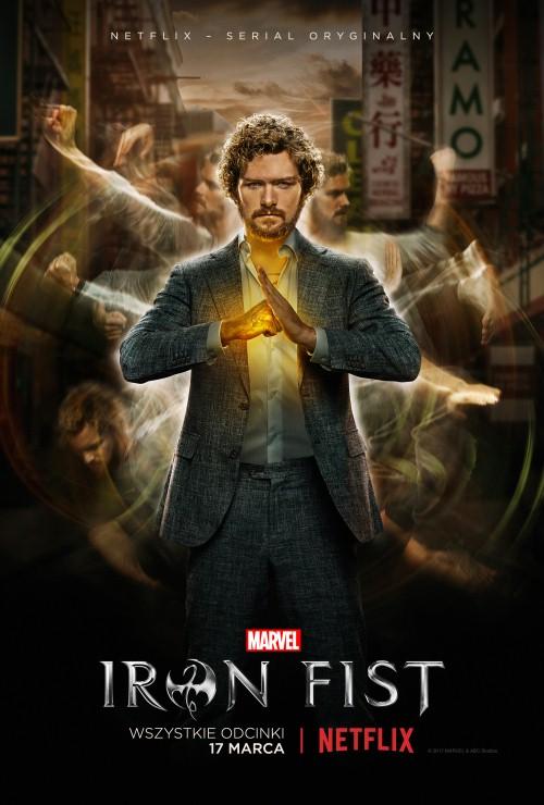 """""""Iron Fist"""" sezon 1. – Słabapiącha"""