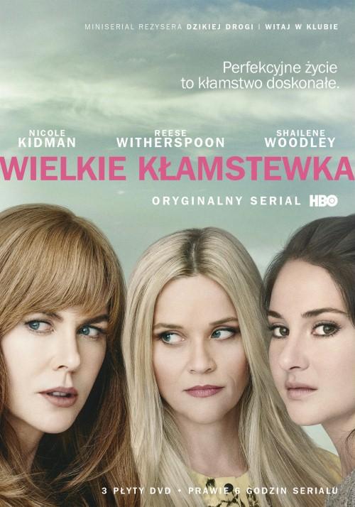 """""""Wielkie kłamstewka"""" sezon 1. – Serial w kobiecymwydaniu"""