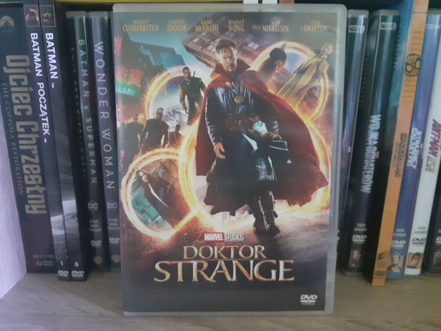 """Doctor Strange"" – Magia w wydaniuMarvela"