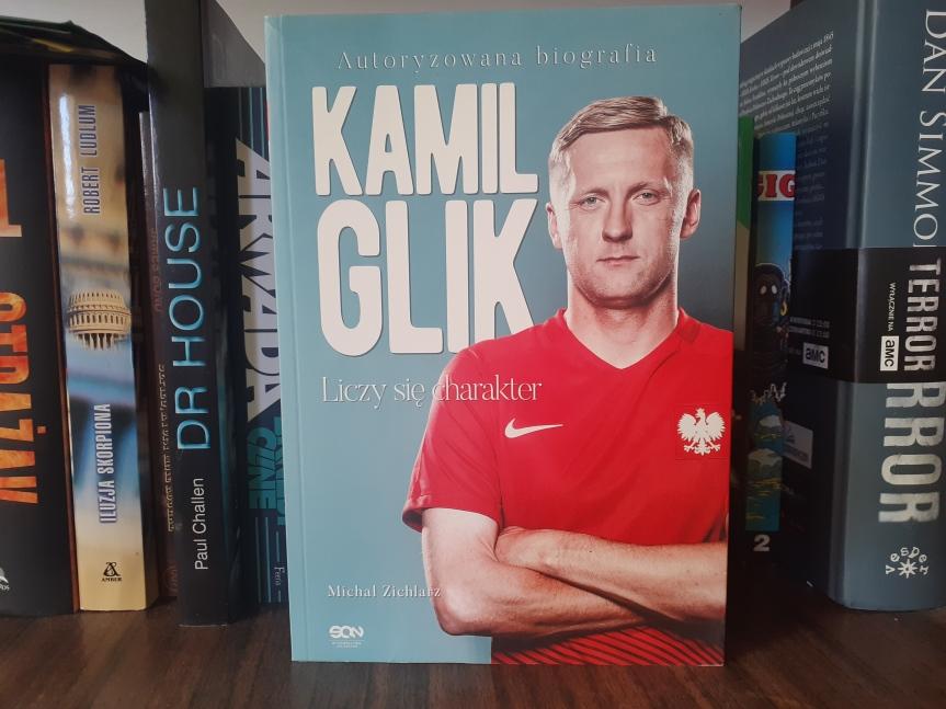 """""""Kamil Glik. Liczy się charakter"""" – Ciężka praca naprawdępopłaca"""