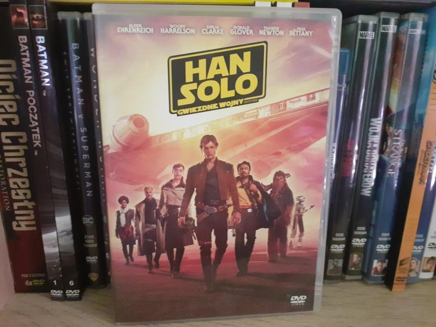 """""""Han Solo: Gwiezdne wojny – historie"""" – Trudne początkiłotrzyka"""