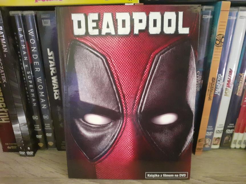 """""""Deadpool"""" – Bohater inny niżwszyscy"""