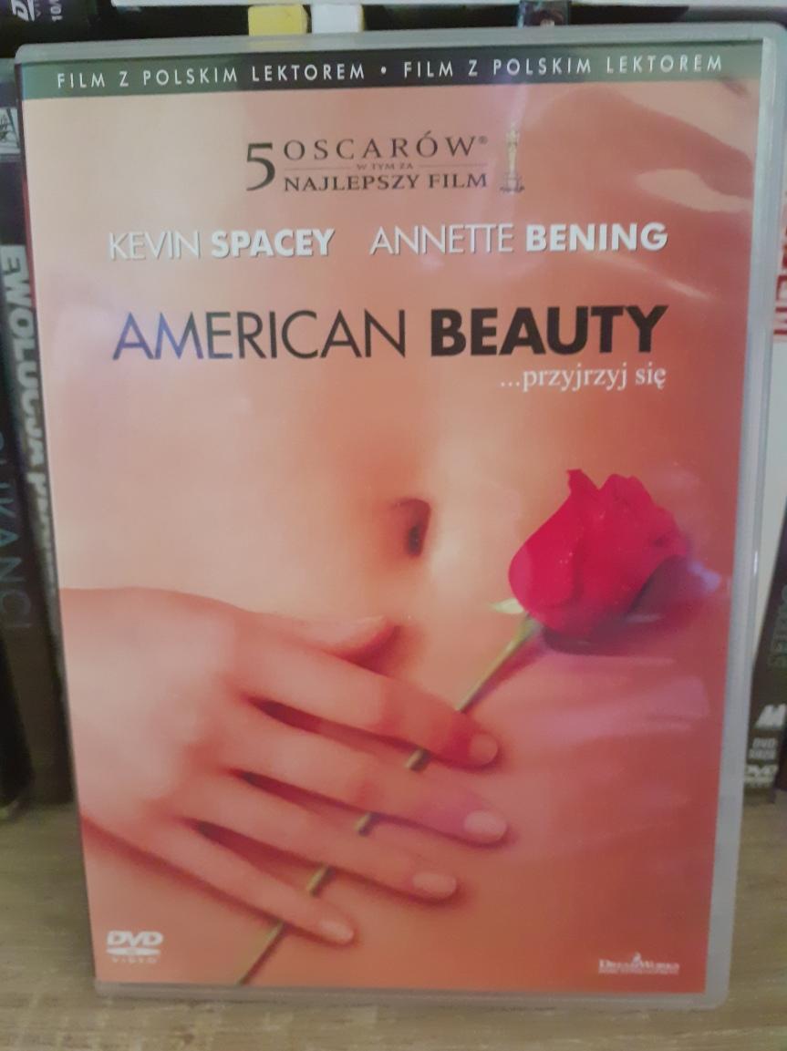 """""""American Beauty"""" – Piękno, które zmieniaczłowieka"""
