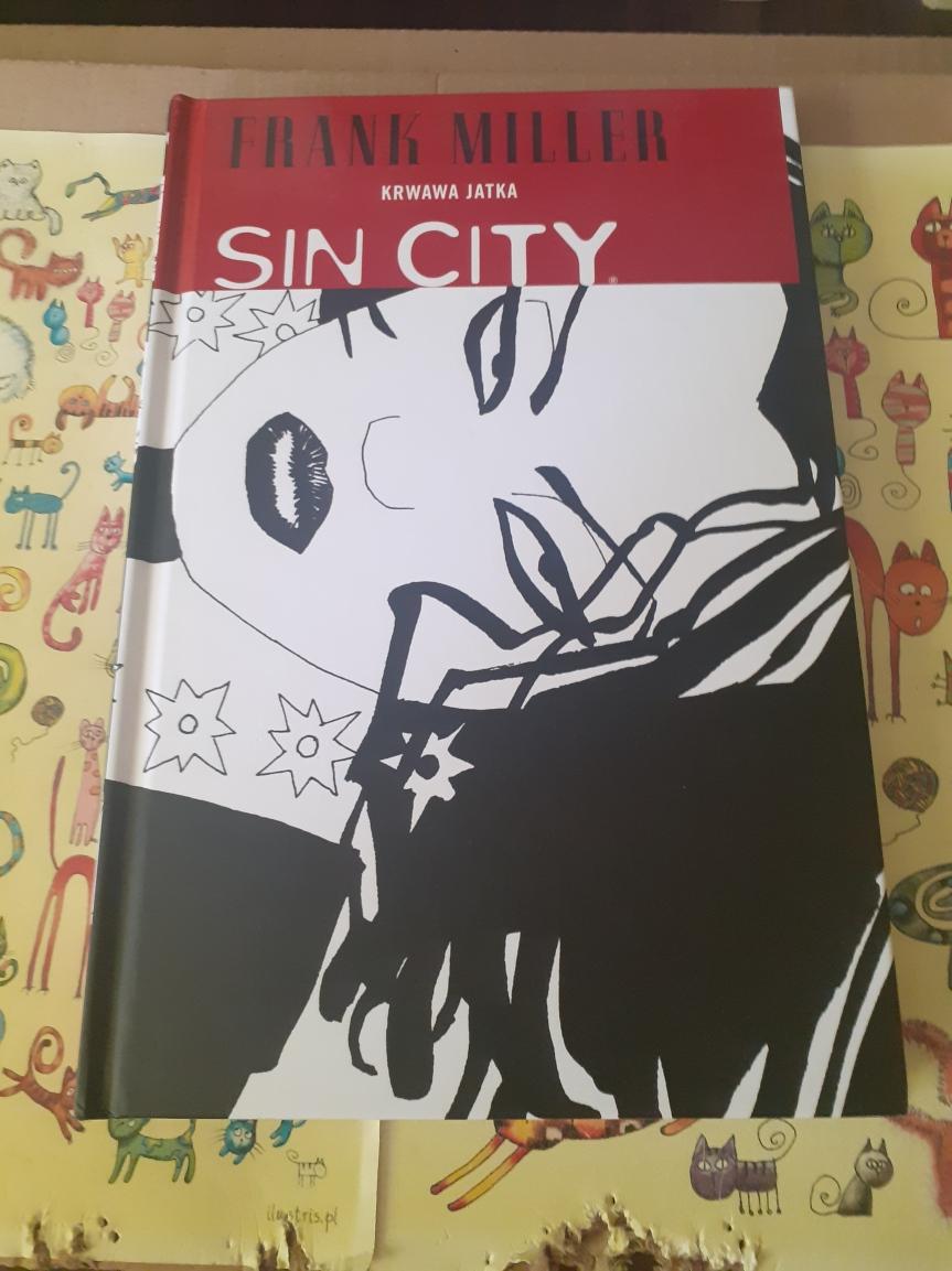 """""""Sin City"""" Tom III – Miasto, w którym leje siękrew"""