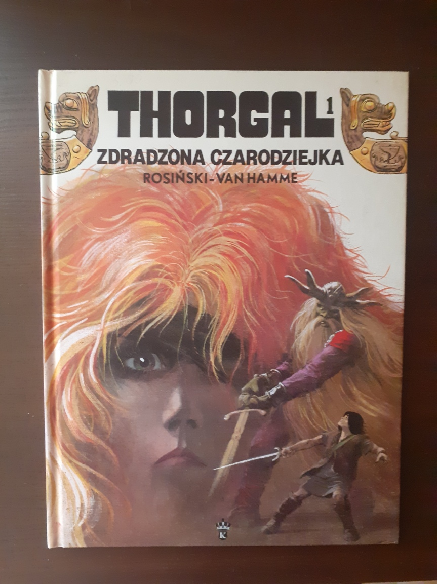 """""""Thorgal"""" Tom I – Wikingowie spod polskiegopióra"""