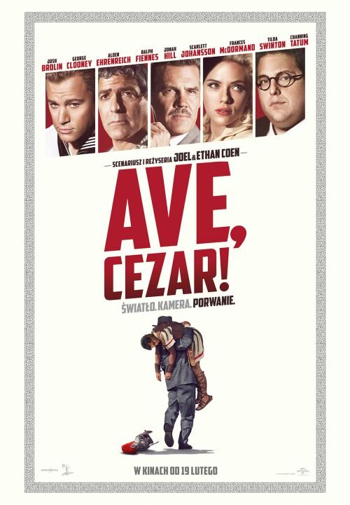 """""""Ave, Cezar"""" – Hollywood w wersjiCoenów"""