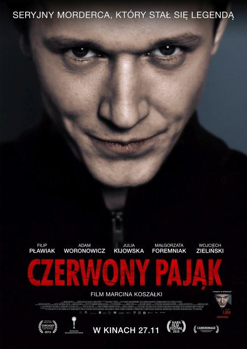 """""""Czerwony Pająk"""" – Polski mordercaprzynudza"""