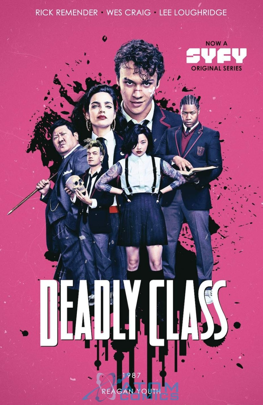 """Deadly Class"" sezon 1. – Zwariowana naukazabijania"