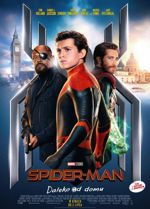 """""""Spider-Man: Daleko od domu"""" – Pajączek w wakacyjnymklimacie"""