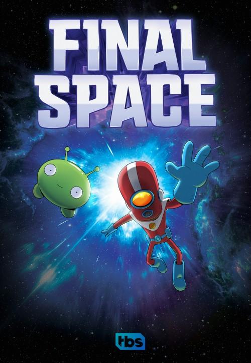 """""""Final Space"""" – sezon1."""