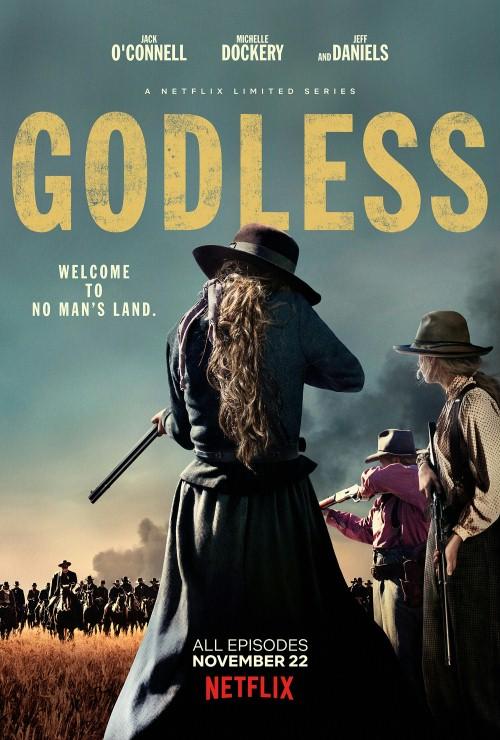 """""""Godless"""" – Western w najlepszejformie"""