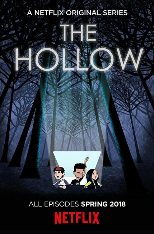 """The Hollow"" sezon 1. – Animacja owianatajemnicą"