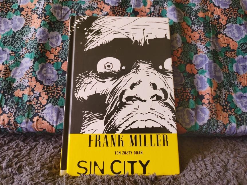"""""""Sin City"""" Tom IV – Bez urazy dla Azjatów, zdarzają się żółcidranie"""