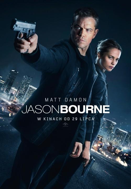 """""""Jason Bourne"""" – Niech Bourne wraca naemeryturę"""