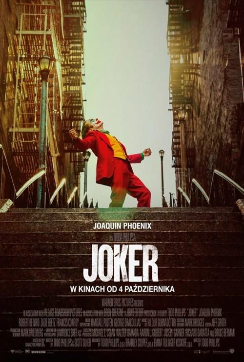 """""""Joker"""" – W poszukiwaniuszczęścia"""