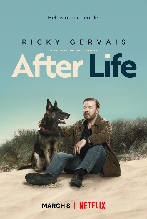 """""""After Life"""" sezon 1. – Między życiem a śmiercią  jest miejsce nahumor"""