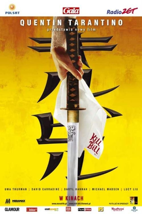 """""""Kill Bill"""" vol.1 i vol. 2 – Bo Bill na tozasłużył"""