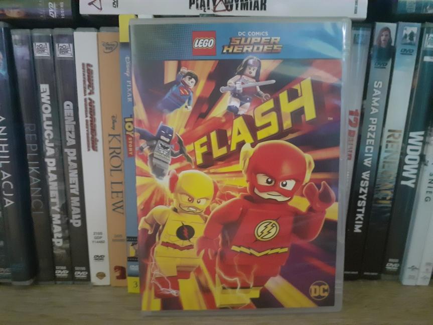 """LEGO DC Super Heroes: Flash"" – Bohater uczy się na swoichbłędach"
