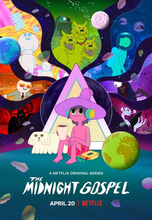 """""""The Midnight Gospel"""" sezon 1. – Zwariowana terapia na waszeproblemy"""