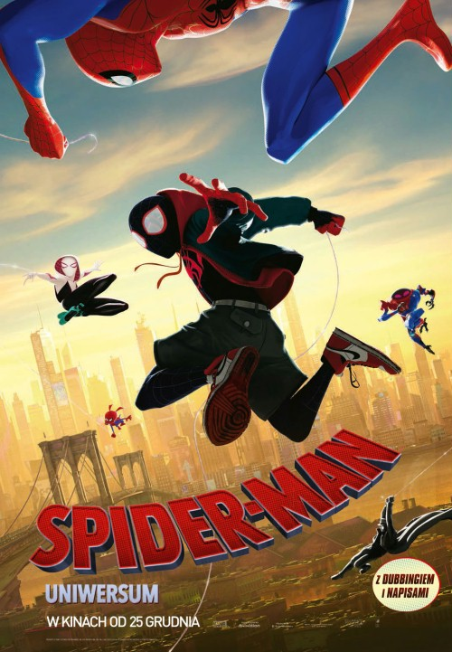 """""""Spider-Man Uniwersum"""" – Najlepsza wersja Człowieka-Pająka?"""