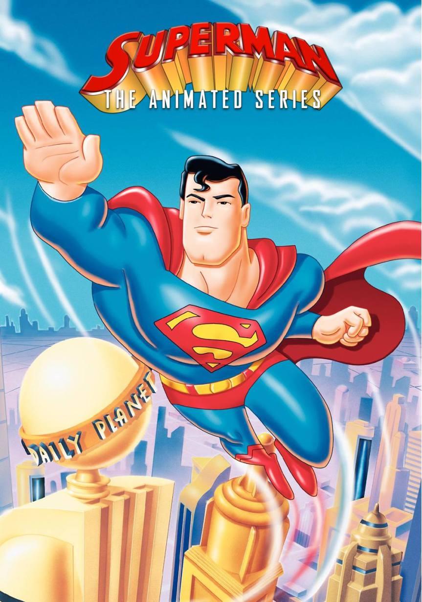 """""""Superman: The Animated Series"""" – Człowiek ze Stali w najlepszymwydaniu"""