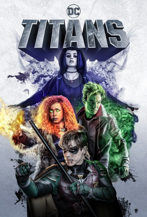"""""""Titans"""" sezon 1. – Robin idzie naswoje"""