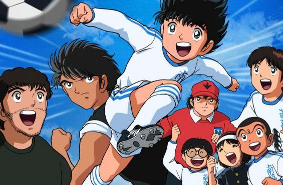 """""""Kapitan Tsubasa"""" kiedyś, a dziś – recenzja serialu z 1983 i 2018r."""
