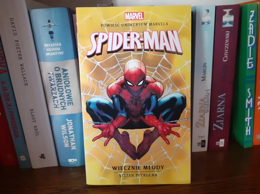 """""""Spider-Man Wiecznie młody"""" – Pajączek w książkowymwydaniu"""