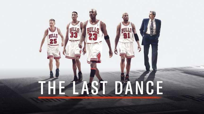 """""""Last Dance"""" – Fascynujący dokument o fascynującejdrużynie"""