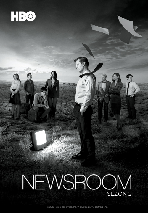"""""""Newsroom"""" – Kulisy światainformacji"""