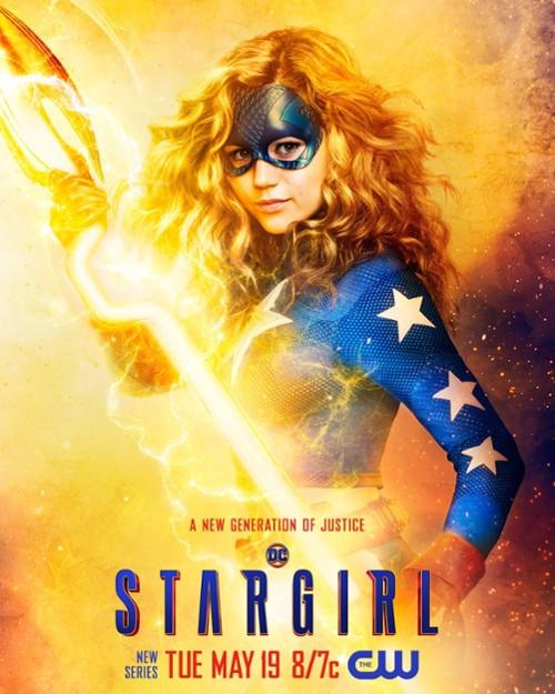 """""""Stargirl"""" sezon 1. – Nadchodzi młode pokolenieherosów"""