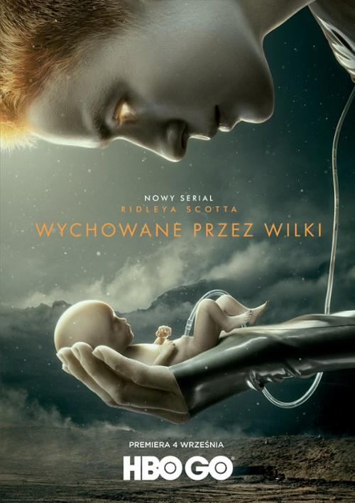 """""""Wychowane przez wilki"""" sezon 1. – Ridley Scott odświeżascience-fiction"""
