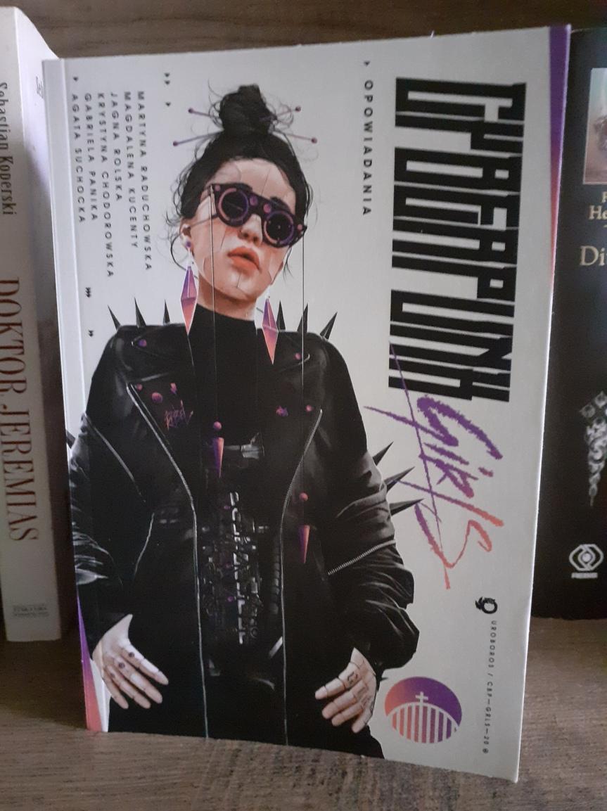 """""""Cyberpunk Girls"""" – Historie kobiecą rękąmalowane"""