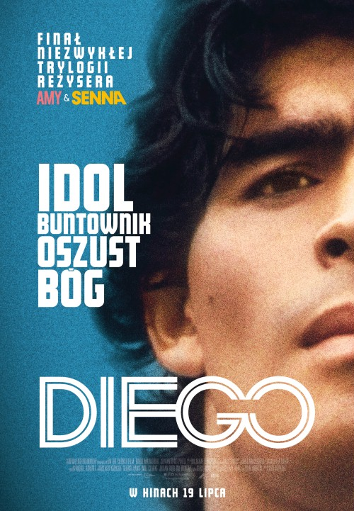 """""""Diego"""" – Odróżnić Diego iMaradonę"""