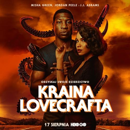"""""""Kraina Lovecrafta"""" sezon 1. – Magiczna przygoda w świecierasizmu"""