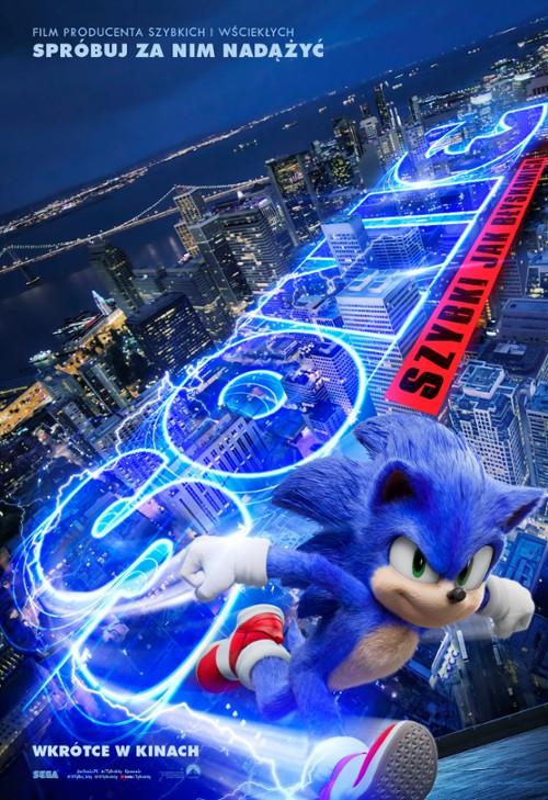 """Sonic the Hedgehog"" – Jeżowe kinofamilijne"