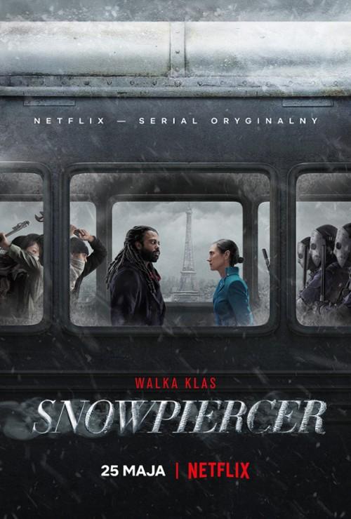 """""""Snowpiercer"""" sezon 1. – Jedzie pociąg z daleka, na nikogo nieczeka"""
