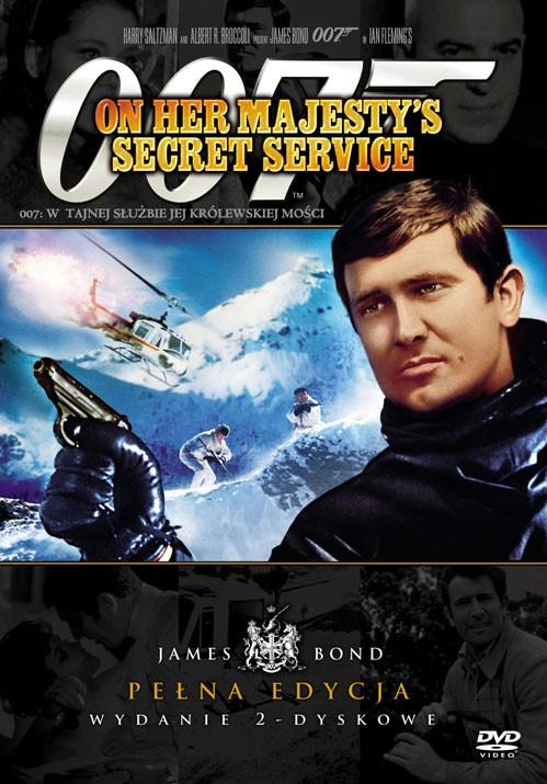 """""""W tajnej służbie Jej Królewskiej Mości"""" – Bond w nowej odsłonie naminus"""