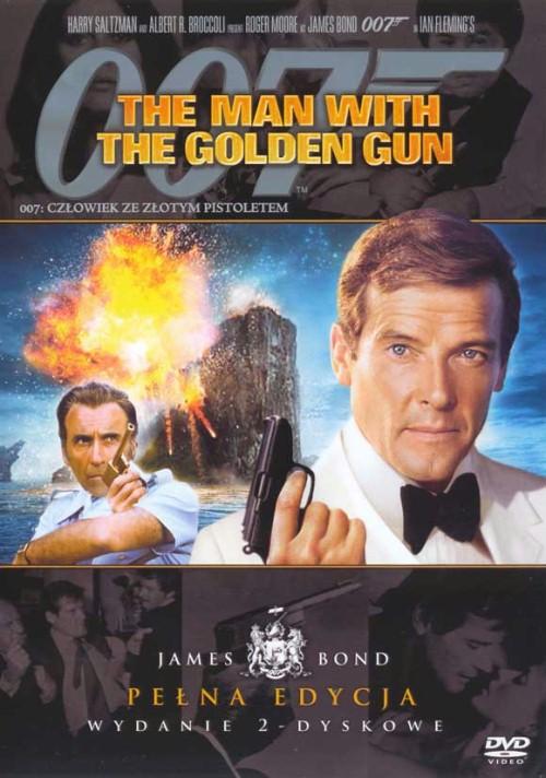 """""""Człowiek ze złotym pistoletem"""" – Polowanie na Bonda w wielkimstylu"""