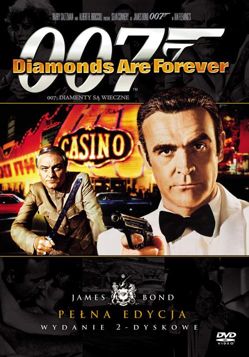 """""""Diamenty są wieczne"""" – Connery powraca jako Bond w wielkimstylu"""