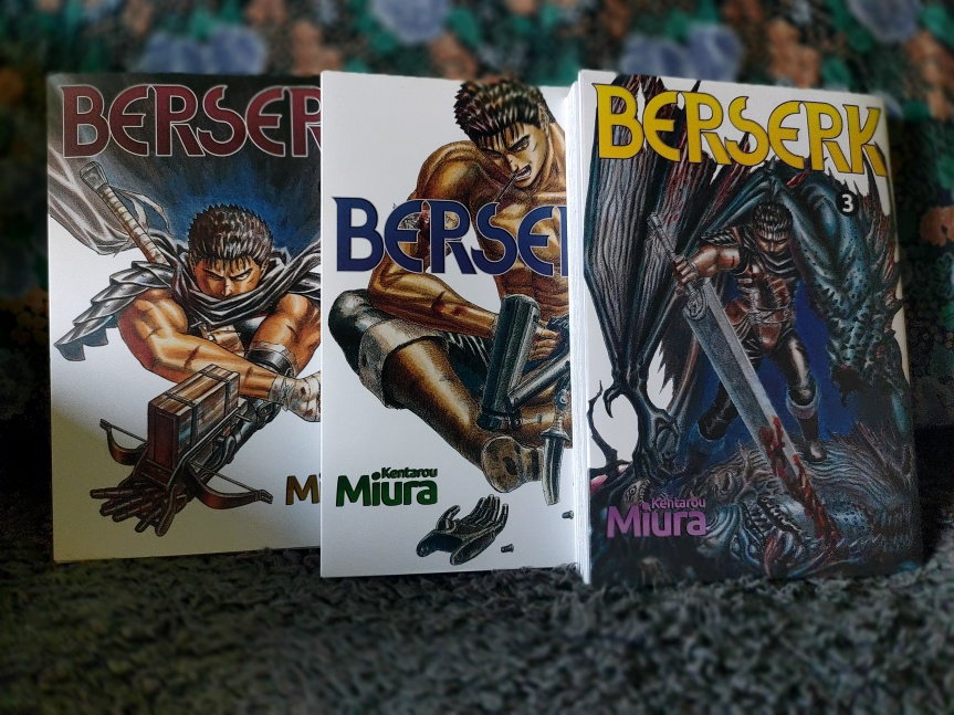 Berserk – Tomy1-3