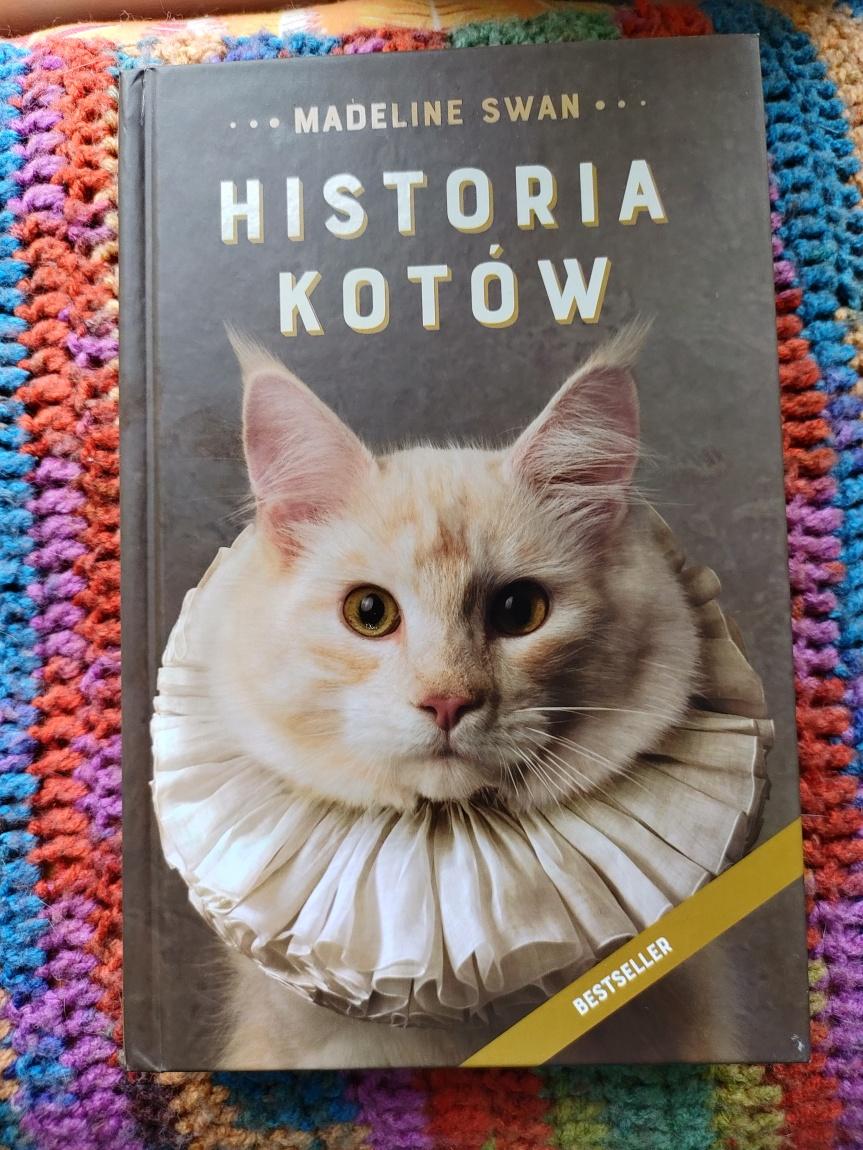 Historia Kotów – recenzjaksiążki