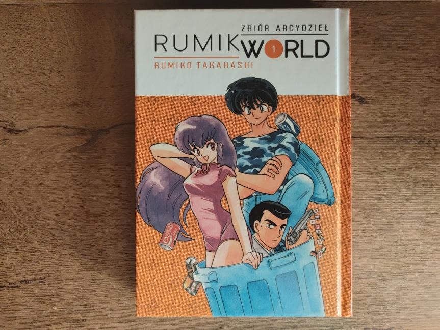Recenzja mangi Rumik World (wydanie specjalne) Tom1