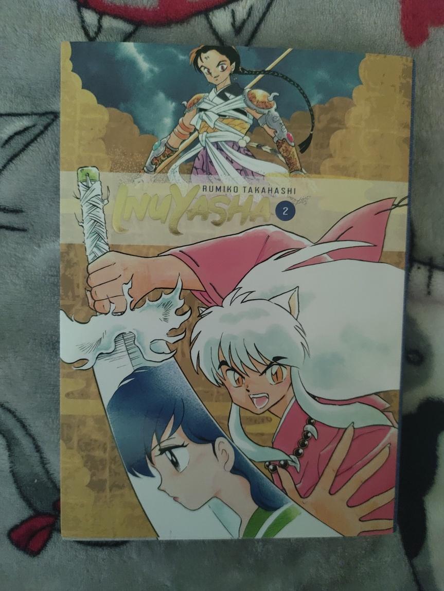 Recenzja mangi Inuyasha (wydanie specjalne) Tom2