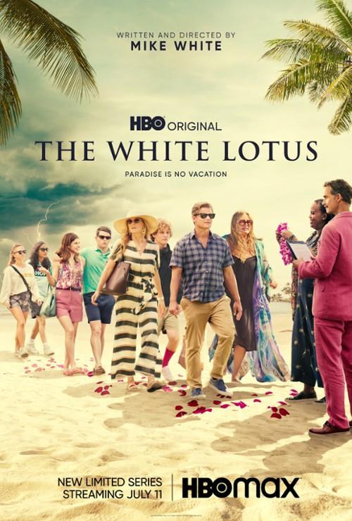 Recenzja serialu Biały Lotos – sezon1