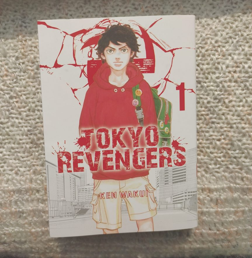 Recenzja mangi Tokyo Revengers Tom1